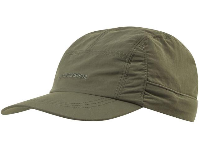 Craghoppers NosiLife Desert Hat Men dark khaki